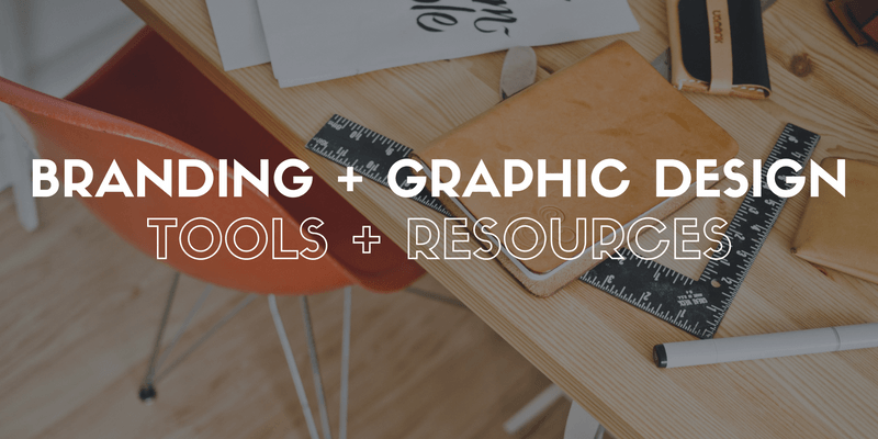 branding and graphic design resources